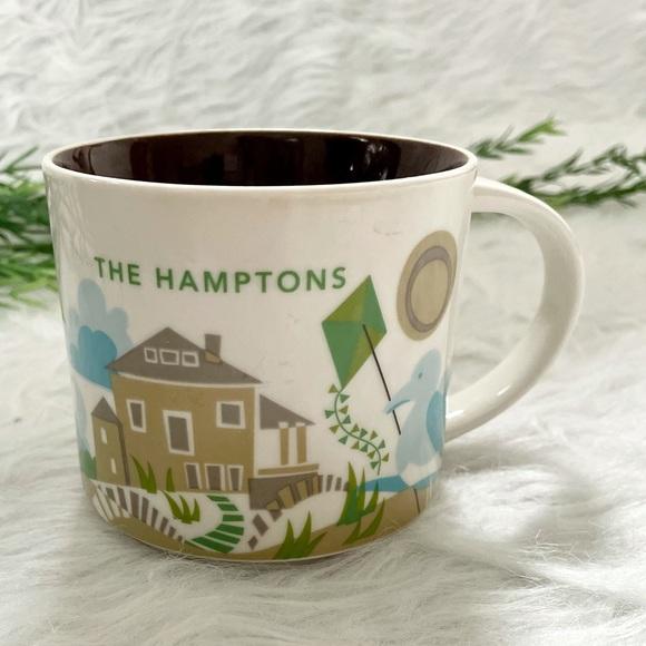 Starbucks 2017 The Hamptons Collection Coffee Mug